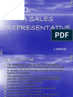 1-DRQ of a Sales Rep by James Muriithi