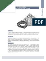 M022.Fabricación de manguera de polietileno reciclado MPR.Colombia