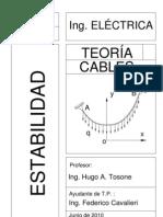 Teoria Esfuerzos de Cables