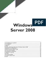 Tout Windows Server 2008 en PDF