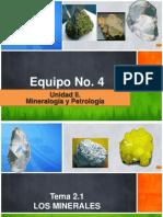 Propiedades Fisicas de Los Minerales