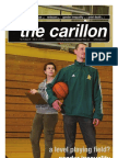 The Carillon – Vol. 55, Issue 20