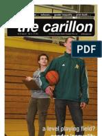 The Carillon – Vol. 55, Issue 20