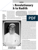 ISIM 21 Al-Albani-s Revolutionary Approach to Hadith