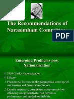 20849826 the Narasimham Committee
