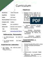 Curriculum Vitae Edwin Martinez 08-01-2013