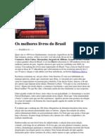100 Livros Importantes Da Literatura Brasileira