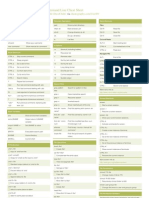 Linux Command Cheat Sheet from Davechild Linux Command Line -- at anewdomain.net with Gina Smith, John C. Dvorak
