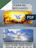 El Poder Del Espiritu Santo