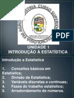 Estatística - Unidade 1