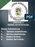 Estatística - Unidade 2