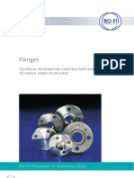 Technical Info Flanges