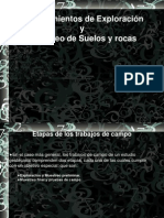 Procedimientos de Exploración y muestreo de Suelos y.pptx