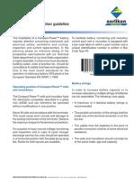 Installation Ventilation Guideline Oerlikon