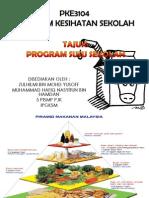 Program Susu Sekolah
