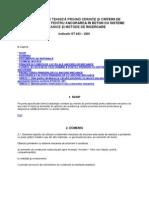 ST 043 2001 Ancorarea Armaturilor Procedee Mecanice