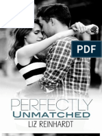 Perfectly Unmatched (a Youngblood Book) - Liz Reinhardt