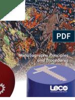 Metallographic Principles 200-860