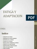 Fatiga y Adaptación