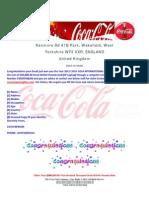 Bottling Company Coca Cola +Plc