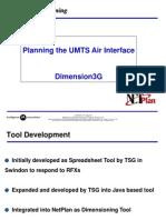 Dimension3G Overview Apr04