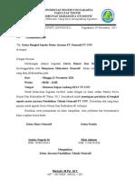 Surat SHB