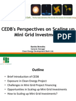 Session 3 - CEDB Perspective