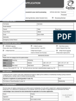 2013 Membership Application