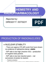 Radio Pharmacology