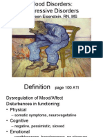 Mood Disorders Depr 2013 Student Handout