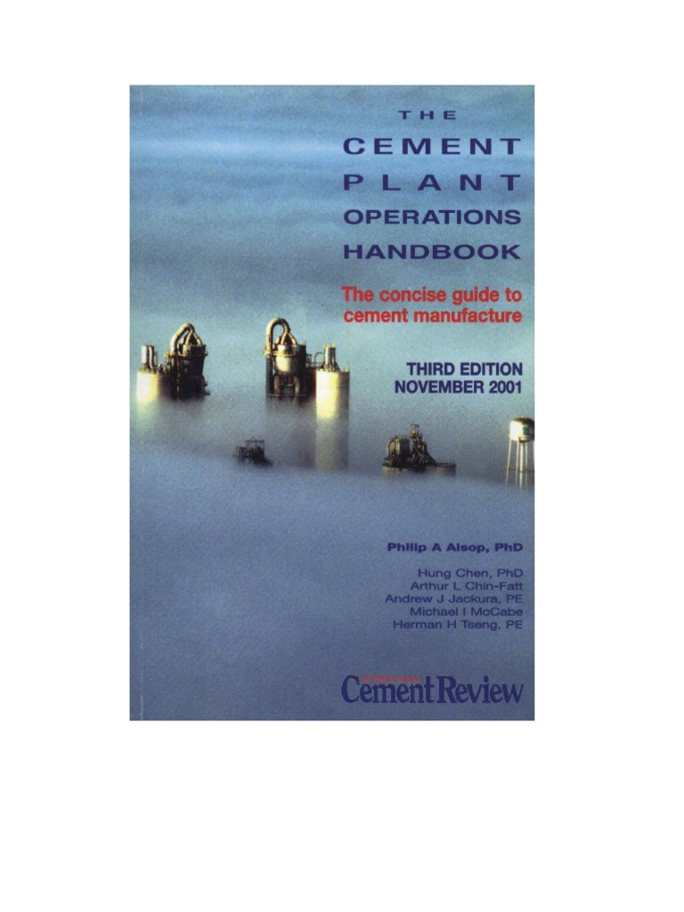 Cement-Plant-Operation-Handbook.pdf | Mill (Grinding) | Cement