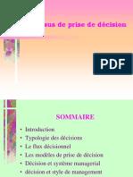 Processus de Prise de Decision