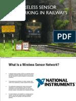 Wireless Sensor Networking