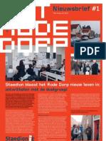 Rode Dorp News