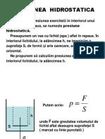 2. Presiunea Hidrostatica+Probleme Revazut