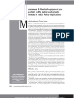 Commision on Macroeconomic and Health Annexure 1 Policy Implications
