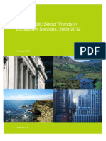 BSR Ecosystem Services Policy Synthesis