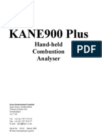 Kane 900 Plus English