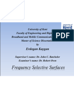 Frequency Selective Surface