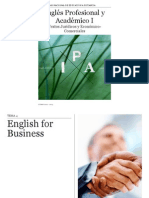 Tema 4 - English for Business