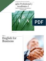 Tema 4 - English for Business