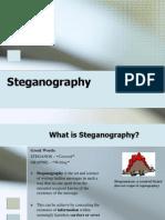 Stenography Ppt