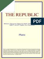 Plato Republic