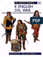 Osprey, Men-At-Arms #014 the English Civil War (1973) 95Ed OCR 8.12
