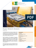 Power Network Analysis
