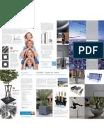 HUMBERG Baumschutz und Stadtmobiliar Produkte Infoblatt 2013