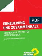 Koalitionsvereinbarung Der Jahre 2013-2018