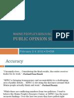 MPRC poll 2.14.13