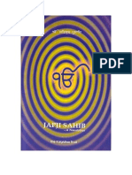 JapJiSahib ATranslation Sant Teja Singh