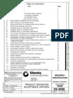 SS9208 Rev 48 (Production Acceptance Criteria)
